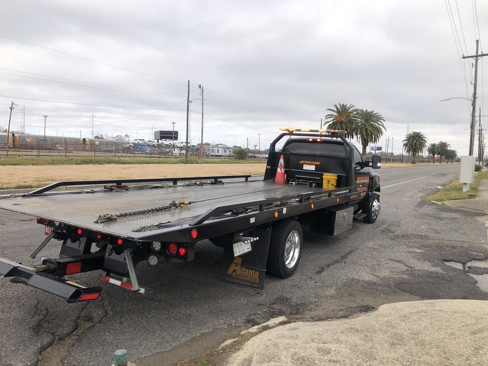 Towing business in Metairie, LA