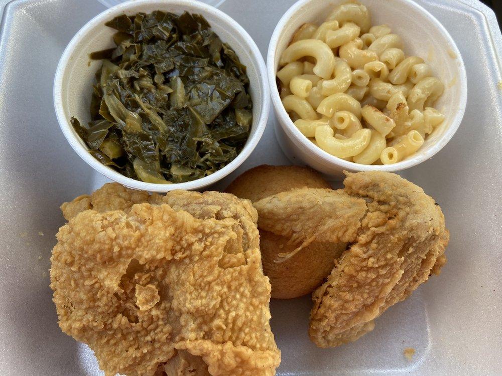 Mrs. Betty's Fried Chicken Restaurant: 115 Russell Pkwy, Warner Robins, GA