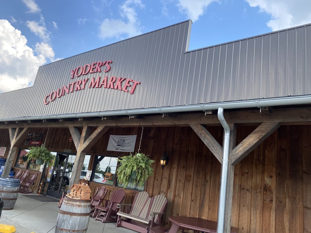 Yoders Country Market: 15275 W Andrew Johnson Hwy, Bulls Gap, TN