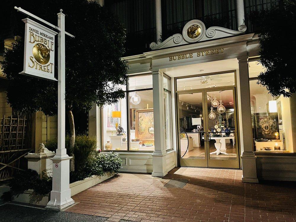 Daniel Merriam's Bubble Street Gallery