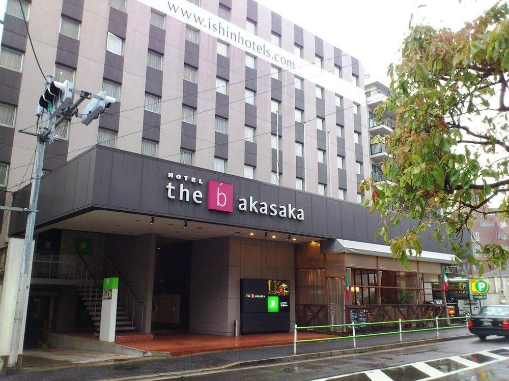 the b' akasaka