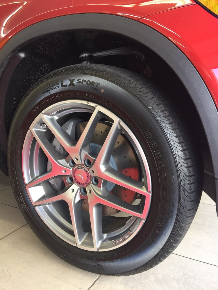 Run flat tires yelp for Mercedes benz flat tire