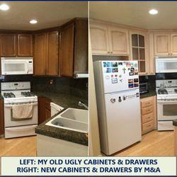 Etonnant Photo Of M U0026 A Cabinet And Wood Restoration   Brentwood, CA, United States