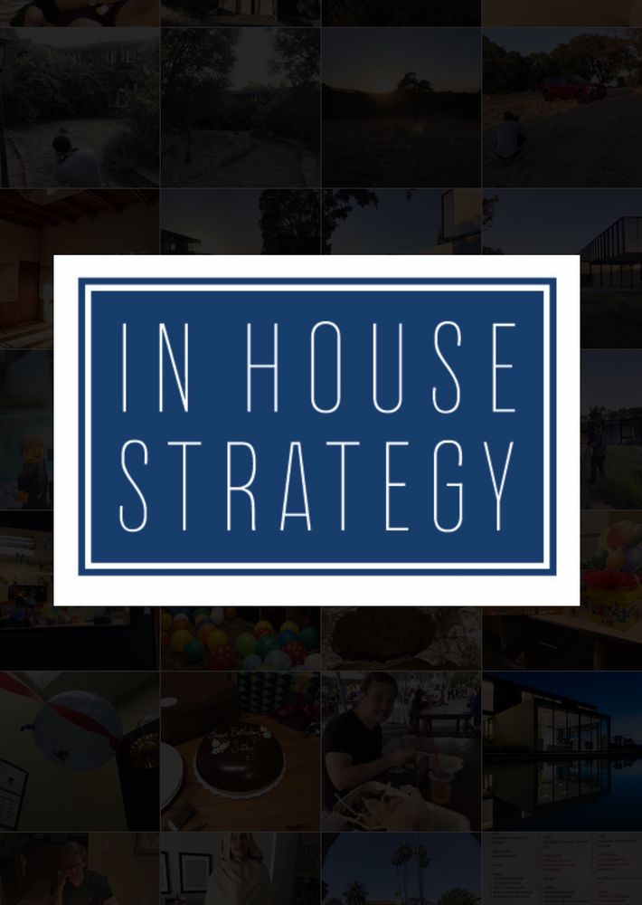 In House Strategy