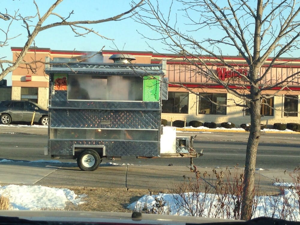 Ashraf's Halal Food Truck: Cottman And Bustleton Ave, Philadelphia, PA