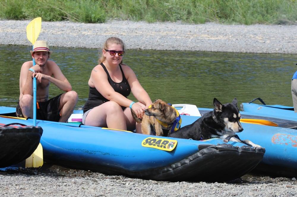 SOAR Inflatables & Russian River Adventures: 20 Healdsburg Ave, Healdsburg, CA