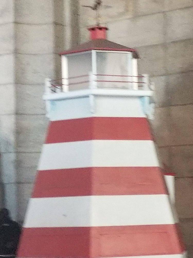 The Lighthouse: 29 Adams St, Dumbo, NY