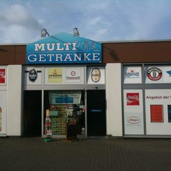 Multi Getränke - Getränkemarkt - Elbeallee 23, Chorweiler, Köln ...