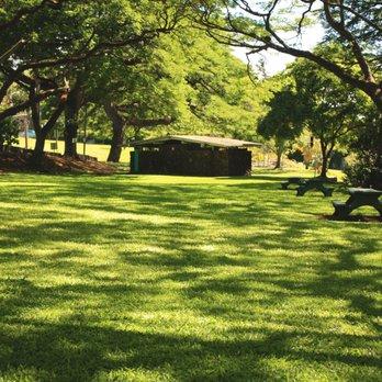 Photo Of Liliuokalani Botanical Garden   Honolulu, HI, United States. This  Bathroom Next