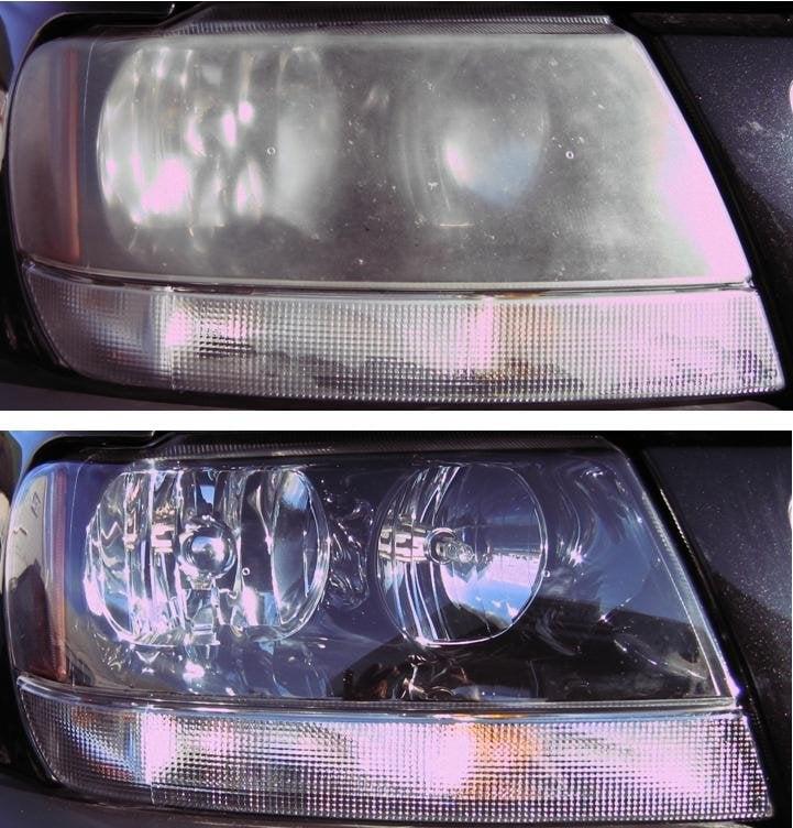 Lumina Headlight Restoration: Denver, CO