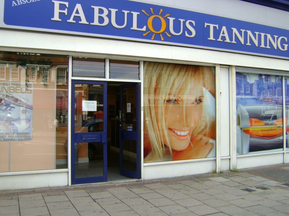 Absolutely fabulous tanning salons tanning salons 5 for Absolutely fabulous beauty salon