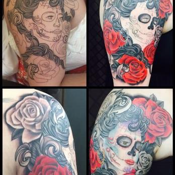 Golden days tattoo 85 photos 62 reviews tattoo for Tattoo shops in el cajon