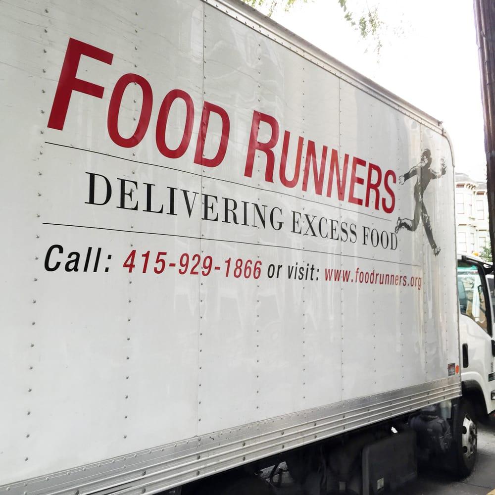 Food Runners Dispatch Line: San Francisco, CA