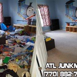 Photo Of Atl Junk Mon Demolition U0026 Removal   Atlanta, GA, United States