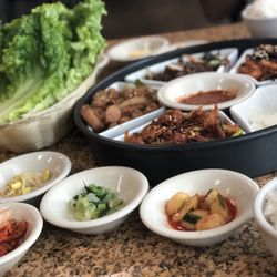 1 Korean Grill