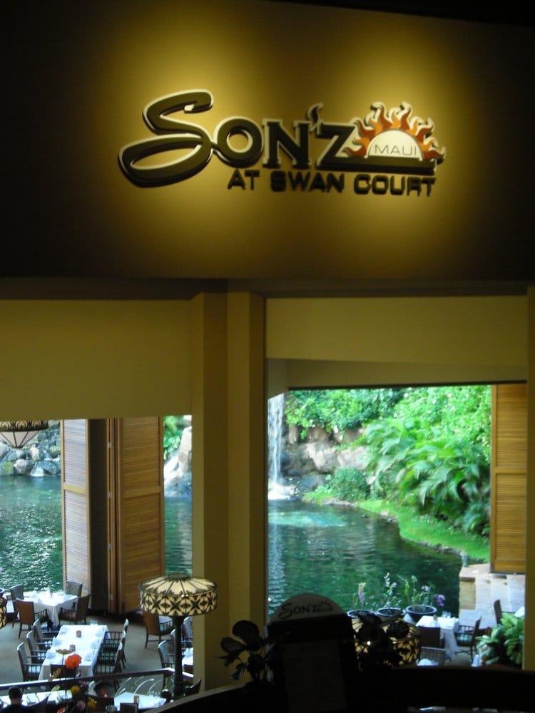 Restaurants Near Hyatt Regency Maui Resort Spa