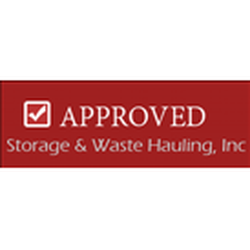 Approved Storage Amp Waste Junk Removal Amp Hauling 110