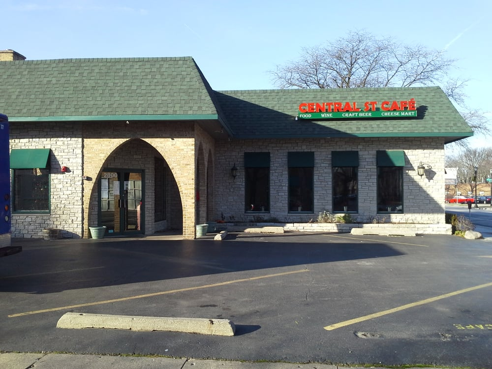 Evanston Restaurants Near Central St