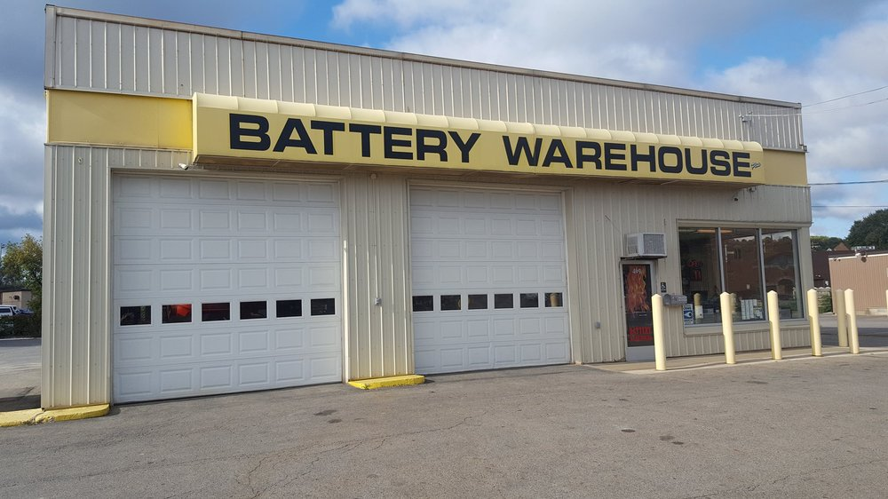 Battery Warehouse Plus: 469 W Cunningham St, Butler, PA