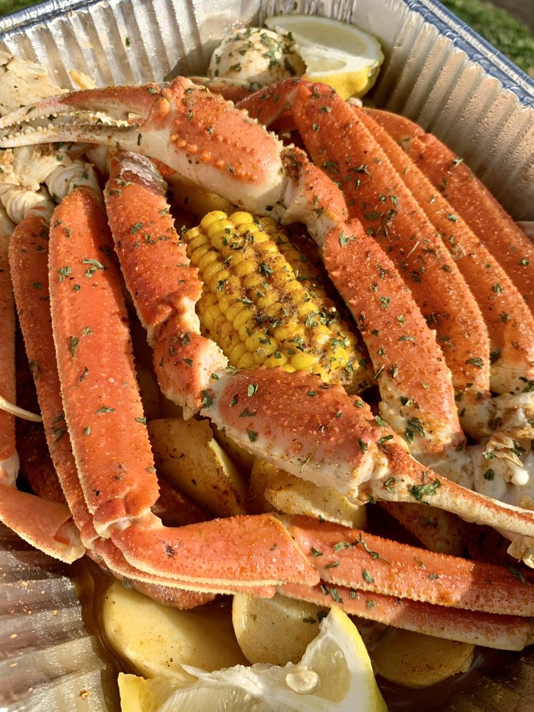 Kracked Crab: 13551 SE 145th Ave, Happy Valley, OR