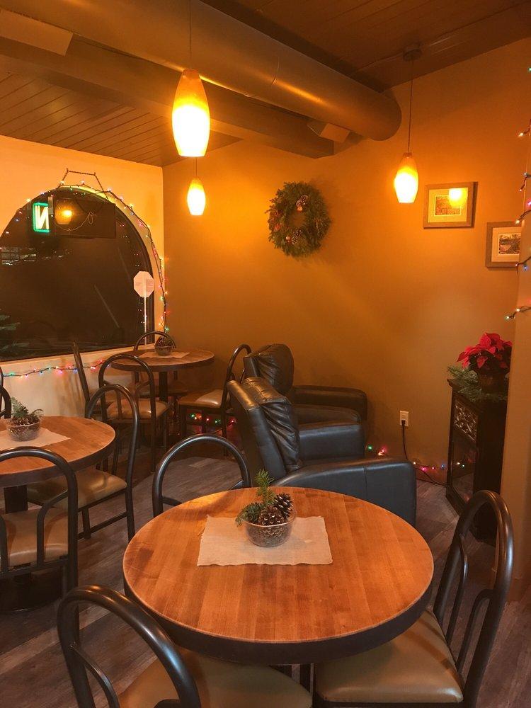Black Gold Coffee Company: 32616 3rd Ave, Black Diamond, WA