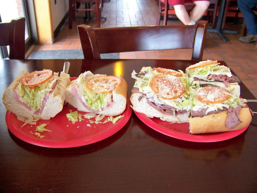 D'Agostino's Pizza & Subs: 241 Allegheny St, Jersey Shore, PA