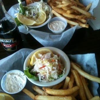 Virginia originals and chesapeake grill closed 148 for Atlantic fish fry