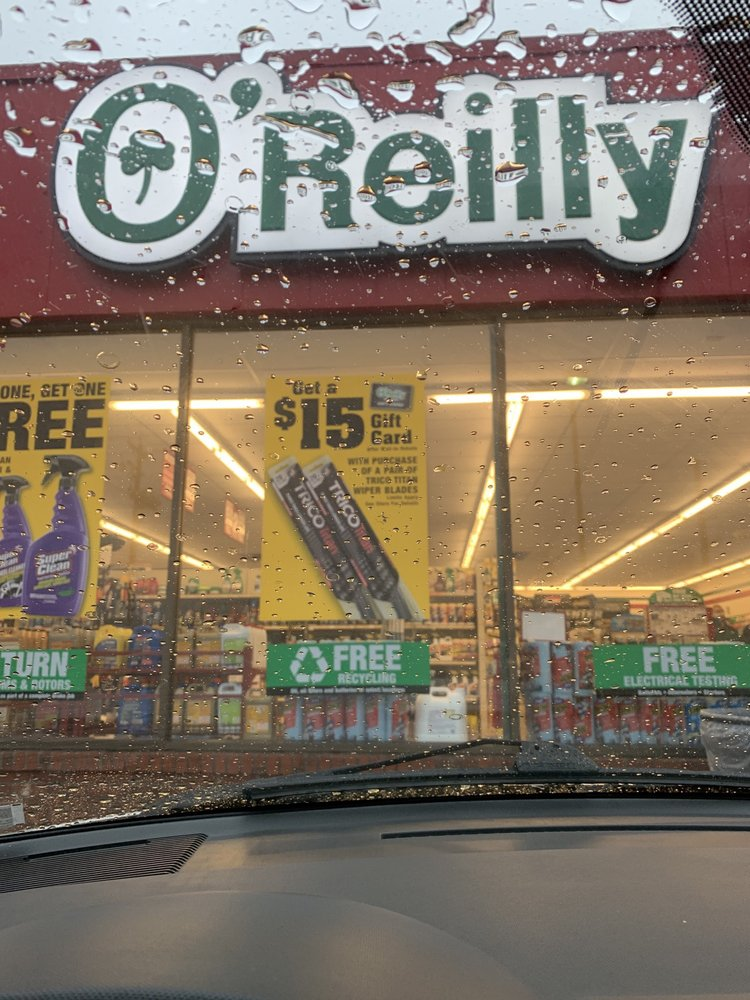 O'reilly Auto Parts - Auto Parts & Supplies - 15360