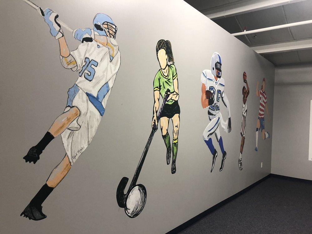 Main Line Sports Center: 1340 Swedesford Rd, Berwyn, PA