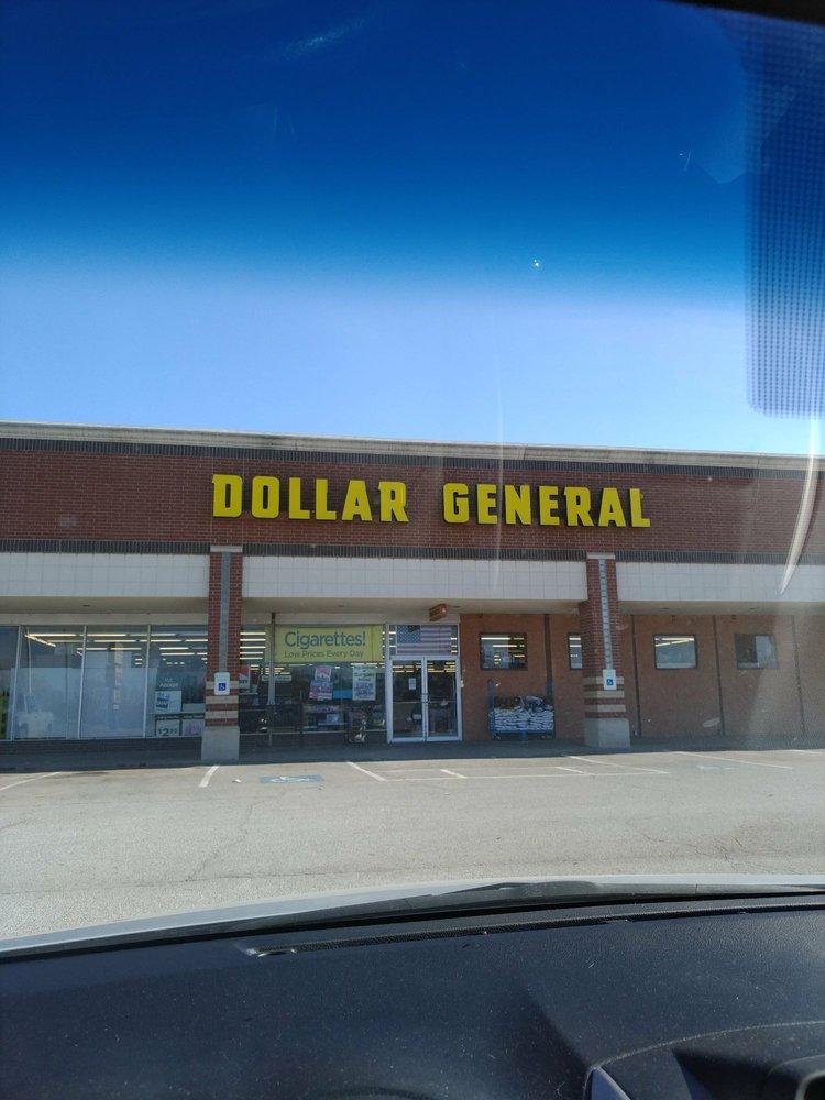Dollar General Store: 223 S 30th St, Enid, OK