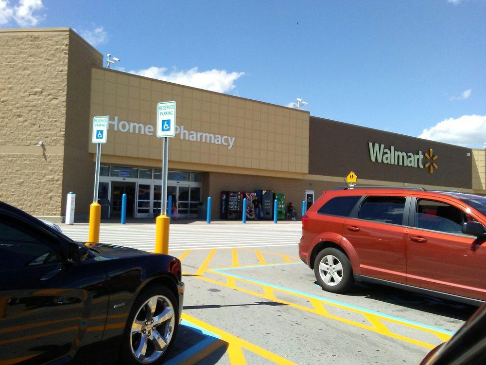 Walmart Supercenter - 15 Reviews - Department Stores - 500