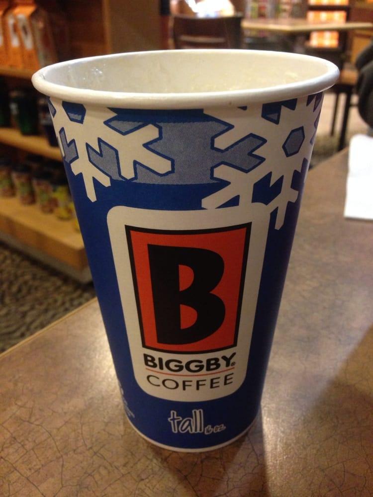 BIGGBY COFFEE: 1077 S US 27, St. Johns, MI