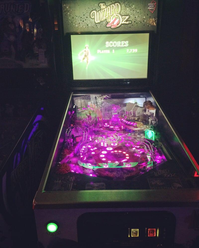 Old School Pinball And Arcade 16 Photos Arcades 209