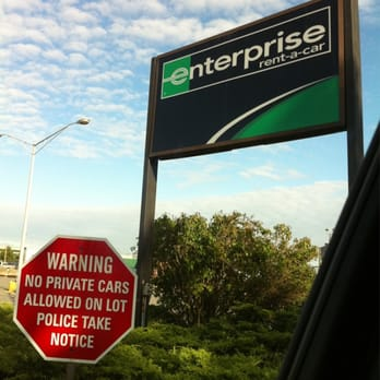 Enterprise Return Car To Another Locaiton