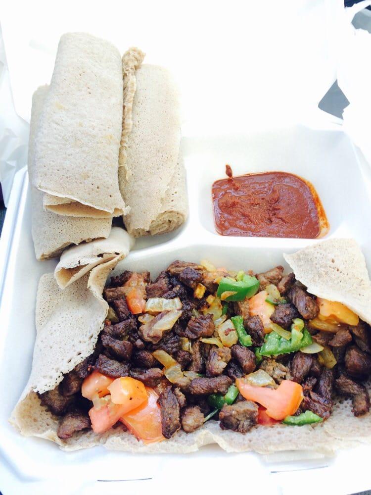 Embilta Café & Restaurant Ethiopian Cuisine: 2100 Cheshire Bridge Rd, Atlanta, GA