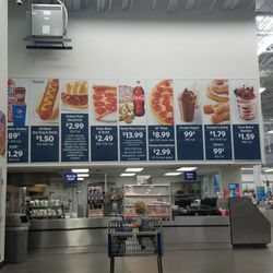 Food Court Sams Club Pay
