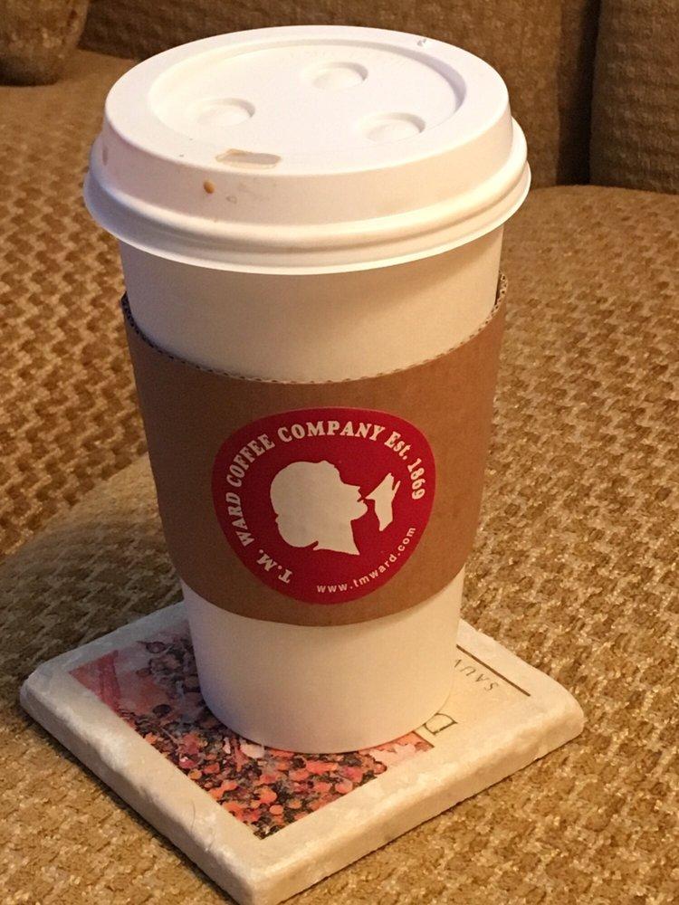 T M Ward Coffee of Chatham