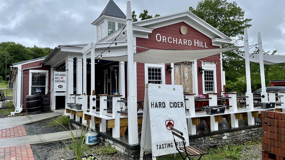 Orchard Hill Cider Mill: 29 Soons Cir, New Hampton, NY