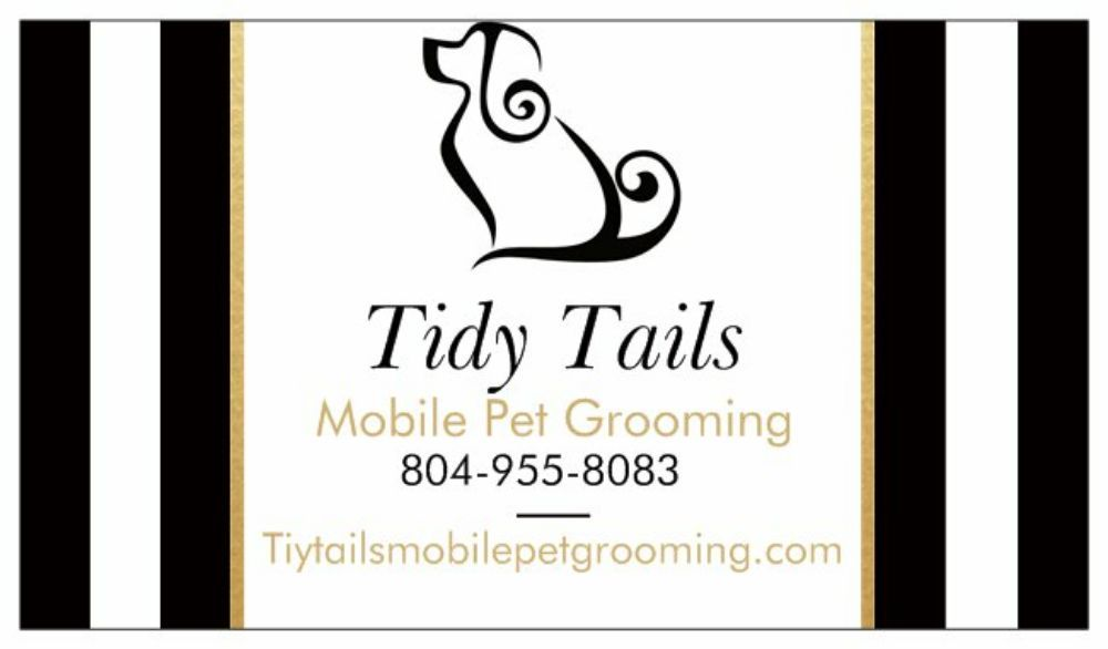 Tidy Tails Mobile Pet Grooming: Short Pump, VA