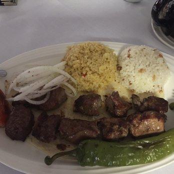 Photo Of Sultan Family Restaurant Agawam Ma United States Lamb Kebab