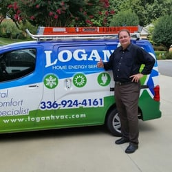 Photo Of Logan Home Energy Services Winston M Nc United States Austin