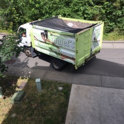 Photo Of Angelu0027s Junk Removal   Seattle, WA, United States. Showing Up  Promptly