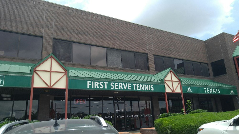 First Serve Tennis