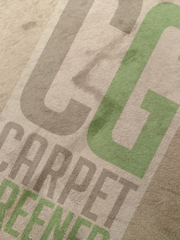 Carpet Greener
