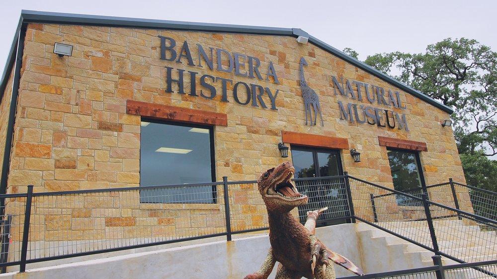 Bandera Natural History Museum: 267 Old San Antonio Hwy, Bandera, TX