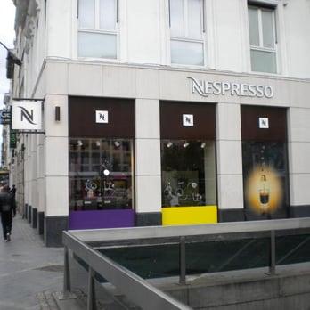 Nespresso 15 avis caf s et th s ave louise 1 saint - Comptoir des cotonniers avenue louise ...