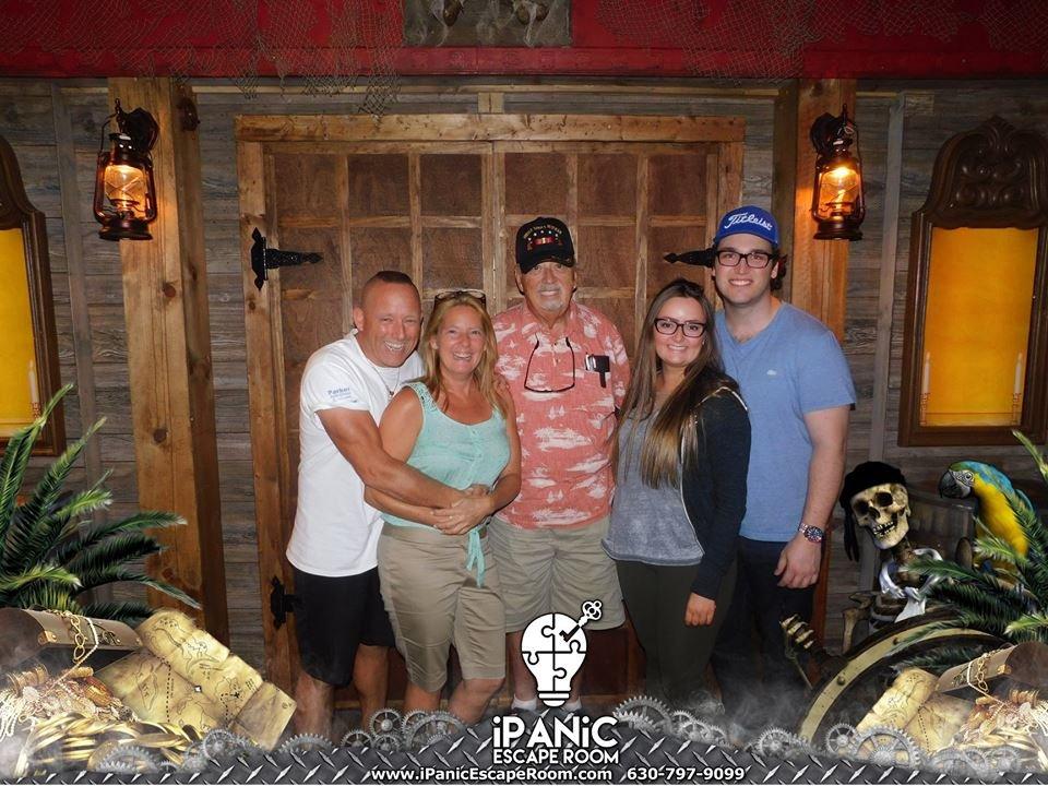 iPanic Escape Room Lakeland: 3800 US Hwy 98 N, Lakeland, FL