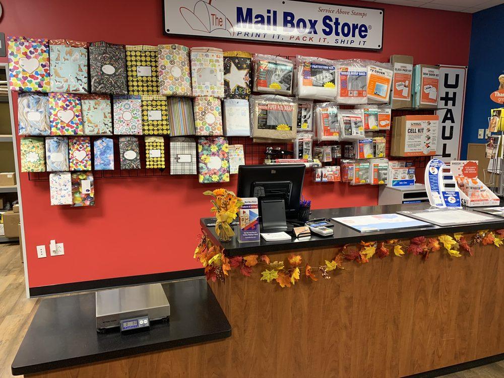 The Mail Box Store: 333 W Bethalto Dr, Bethalto, IL