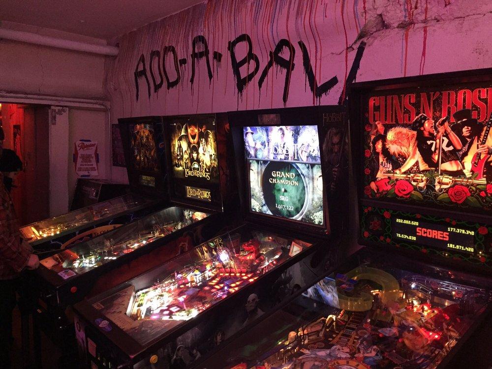 Add-a-Ball: 315 N 36th St, Seattle, WA