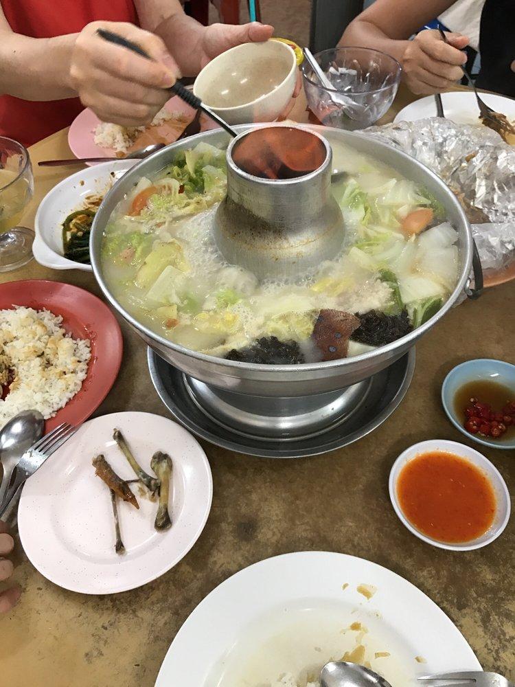 Jin Wee Restaurant Singapore